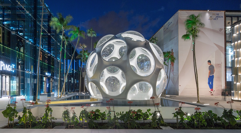 Where to stay in Miami - Design District