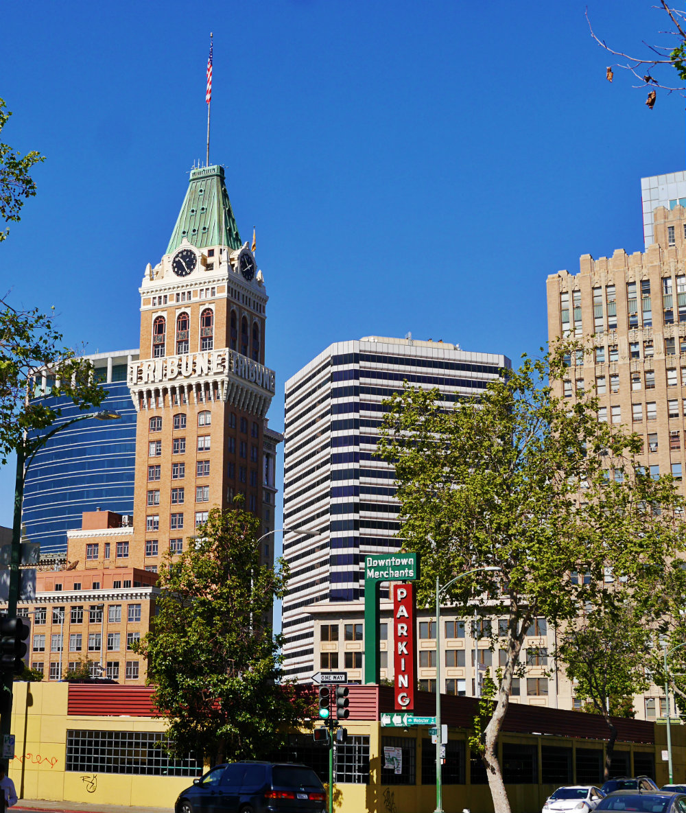 Where to stay in Oakland - Downtown