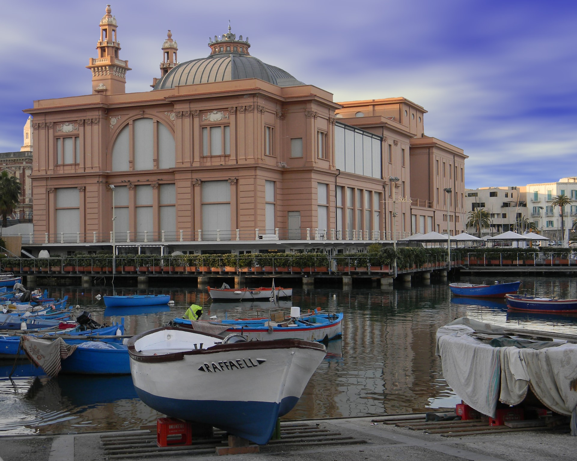 Best Areas to Stay in Bari, Italy