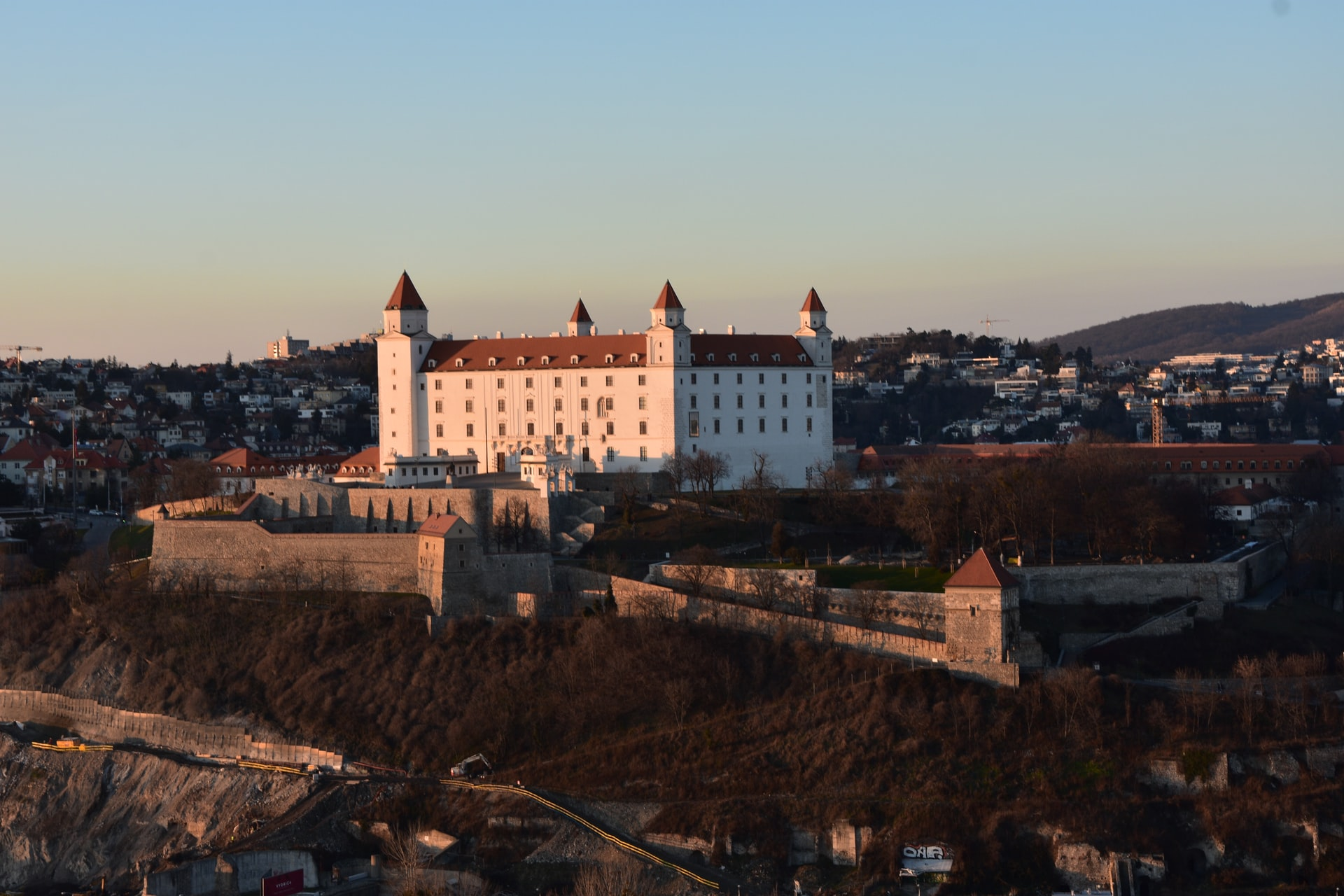 Best Areas to Stay in Bratislava