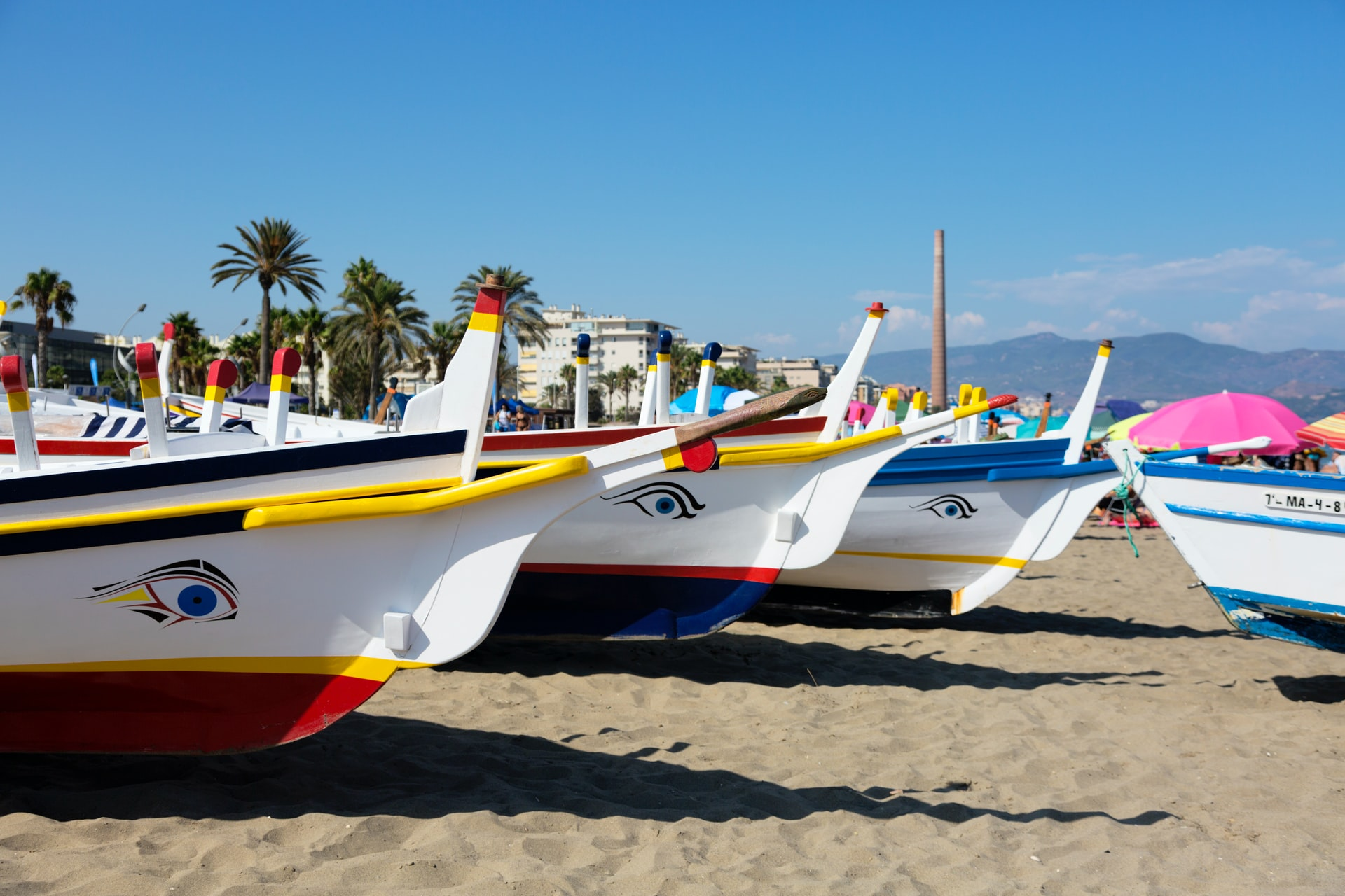 Best Areas to Stay in Málaga, Spain