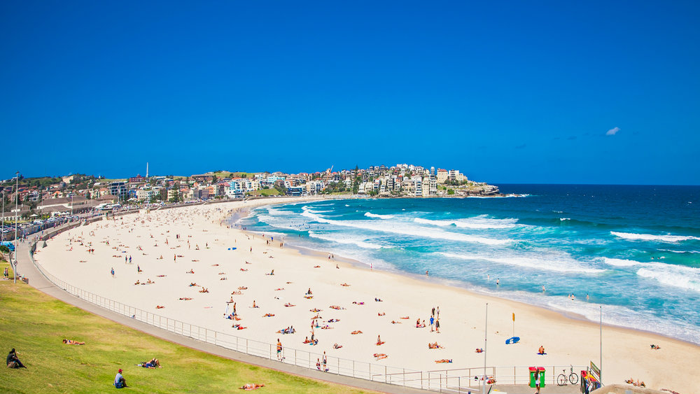 Best neighbourhoods to stay in Sydney - Bondi