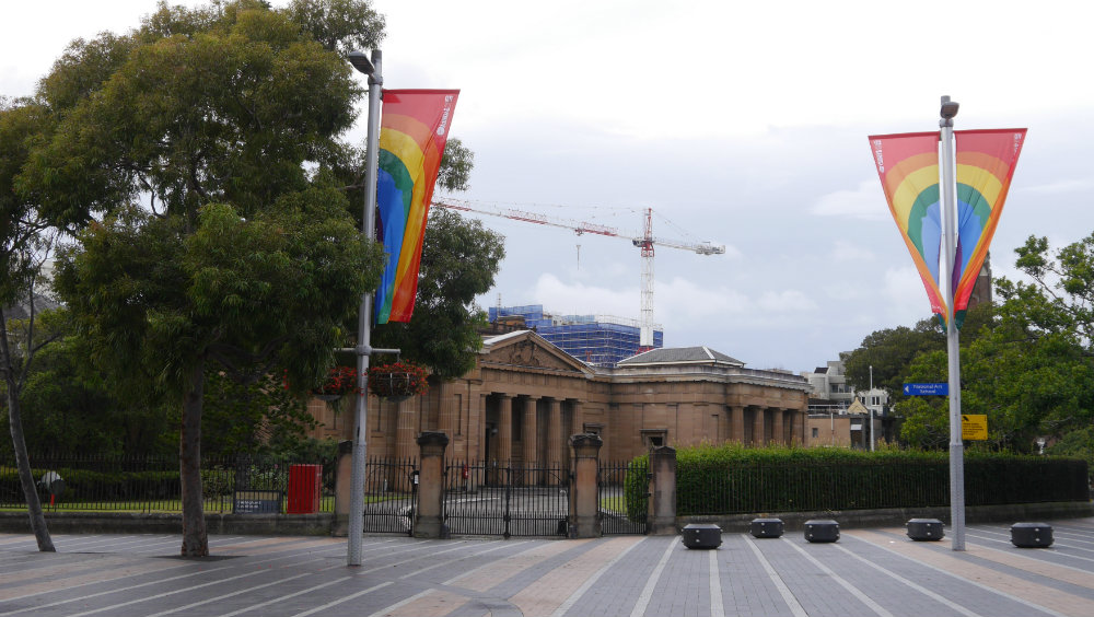 Best suburb to stay in Sydney - Darlinghurst