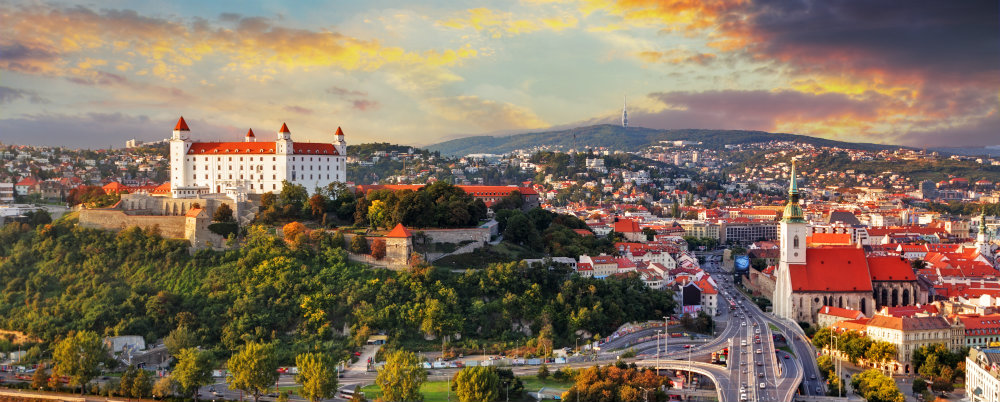 Where to stay in Bratislava - Best areas and hotels