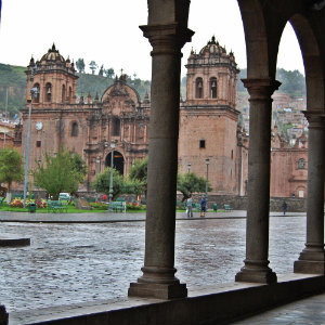 Where to stay in Cusco - Historic Center