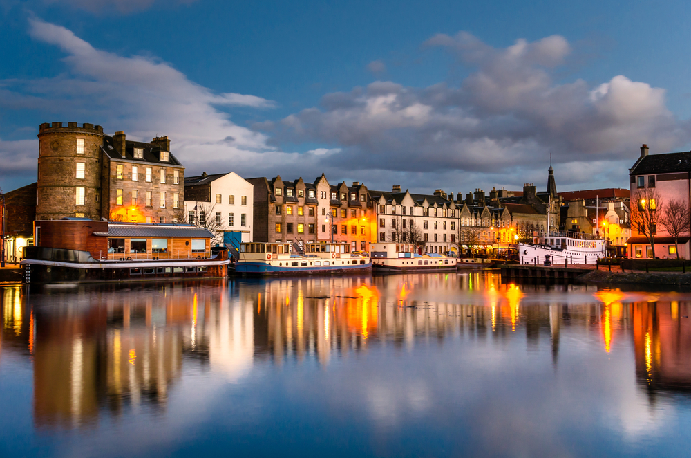 Leith - Best location to stay in Edinburgh