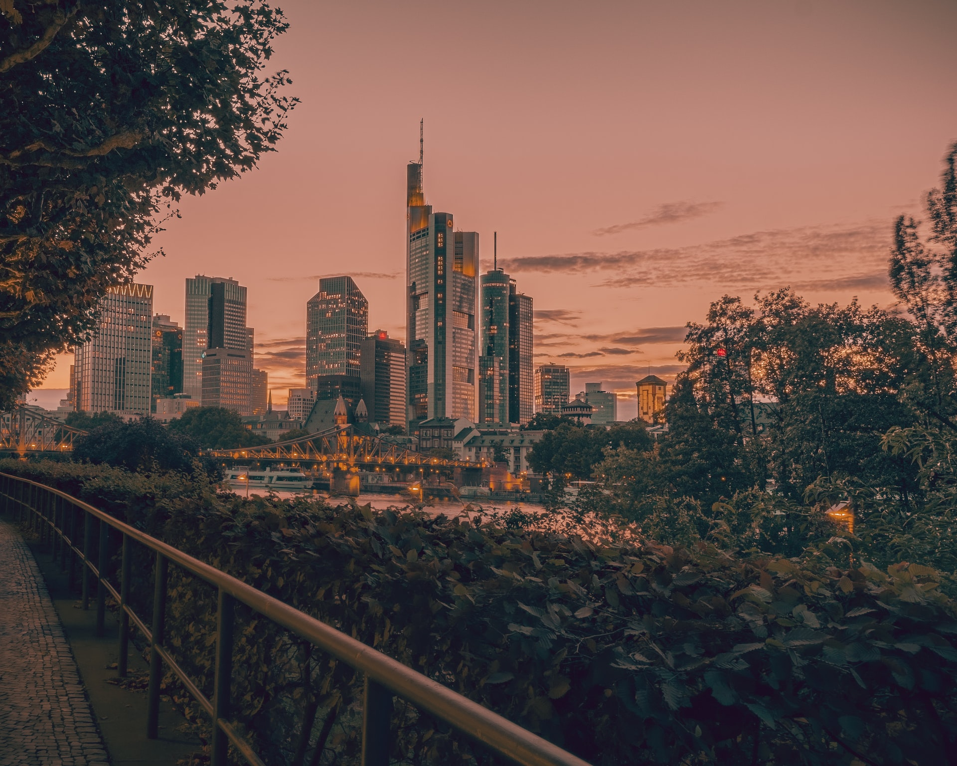 Best Areas to Stay in Frankfurt am Main