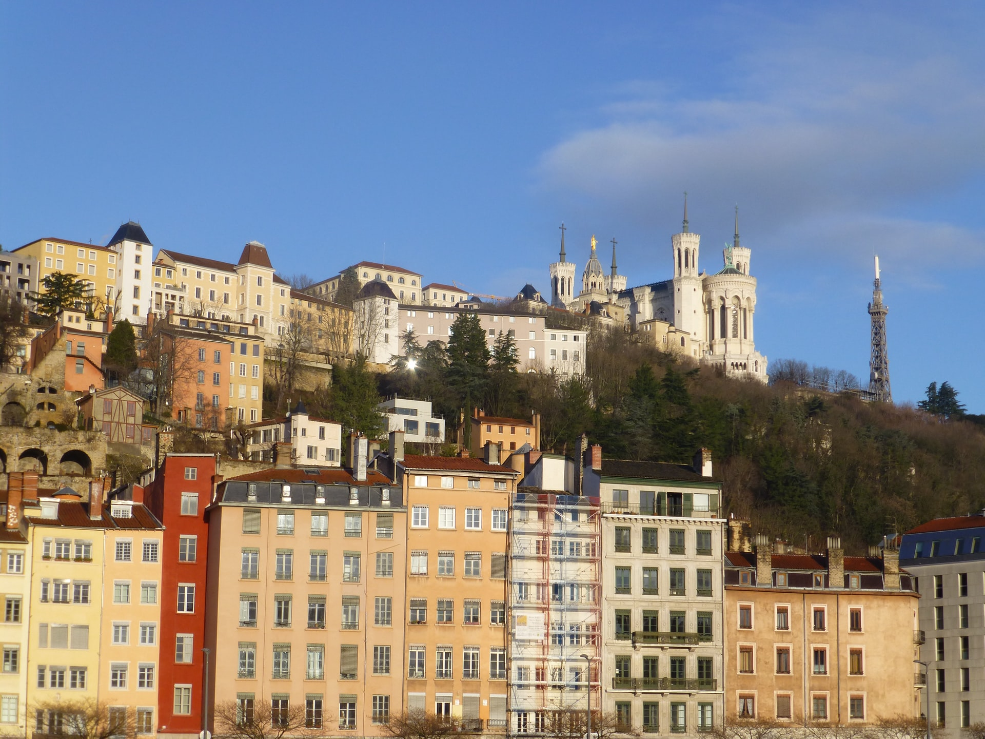 Best Areas to Stay in Lyon