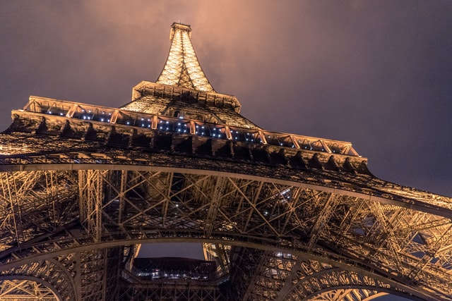 Best area to stay in Paris for a first-time visitor - Around the Eiffel Tower