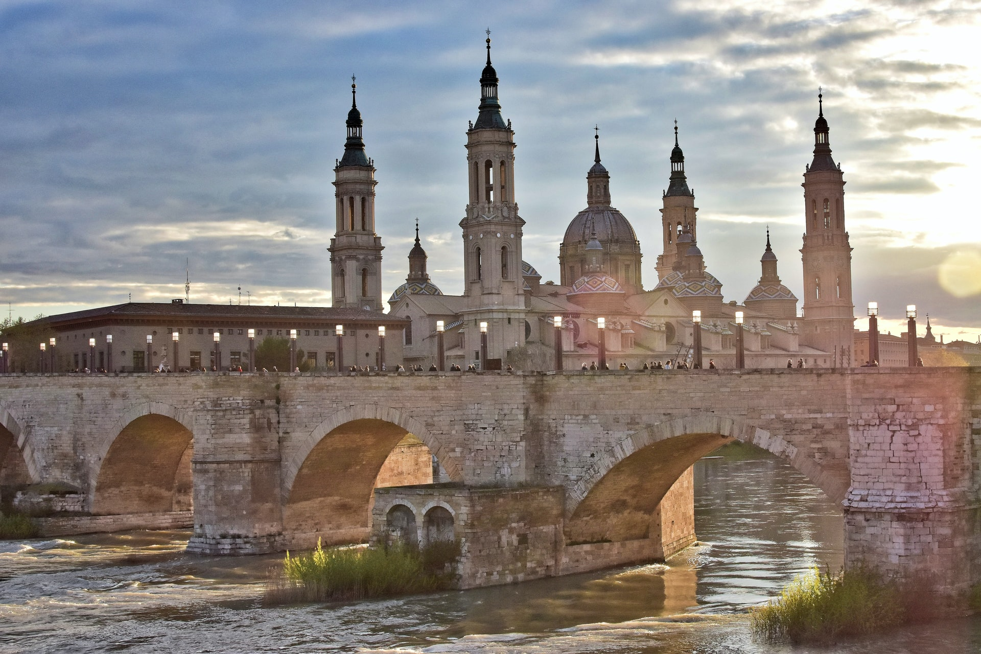 Best Areas to Stay in Zaragoza, Spain