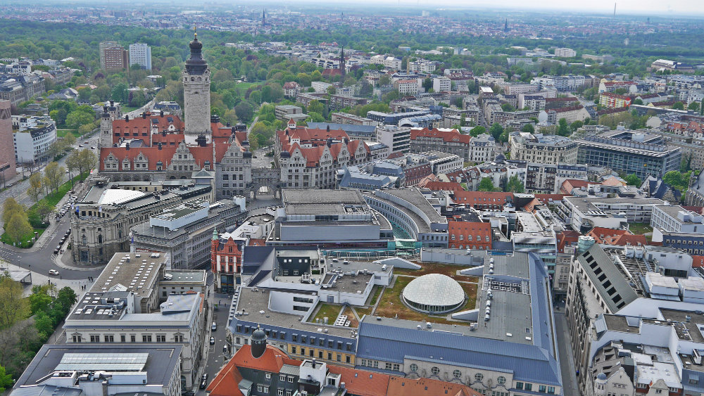 Where to stay in Leipzig - Best areas and top hotels