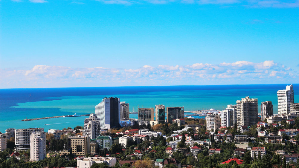 Where to stay in Sochi, Russia - Best areas and hotels