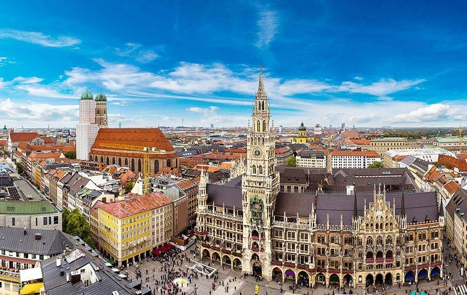 Where to stay in Munich - Best Areas and Hotels