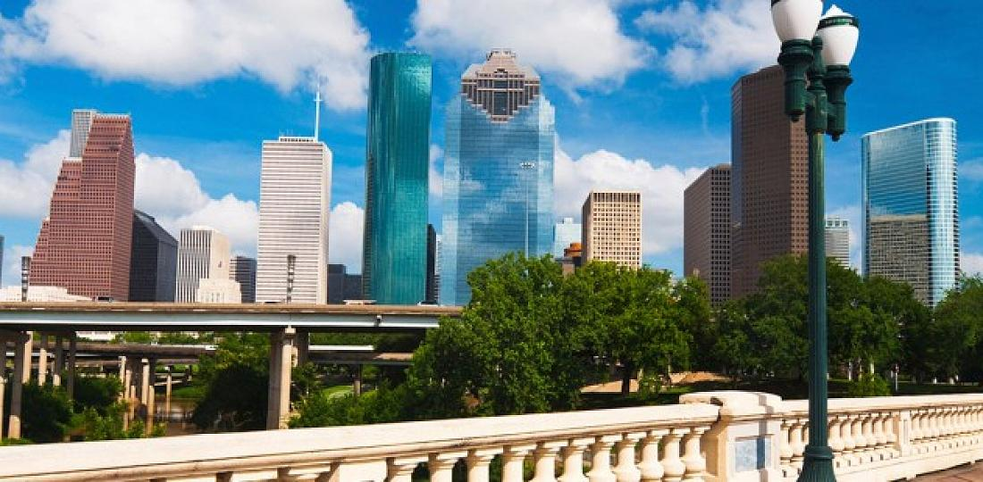 The Best Areas to Stay in Houston - Top Districts and Hotels Downtown Houston Hotels Map on