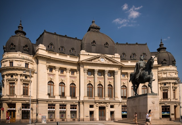 The best areas to stay in Bucharest - Old Town and University Square