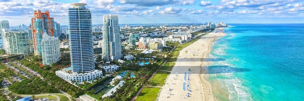 Dove alloggiare a Miami - Le migiori zone e hotel