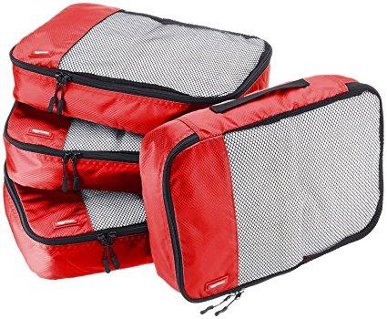 Bolsas organizadoras de ropa para el equipaje