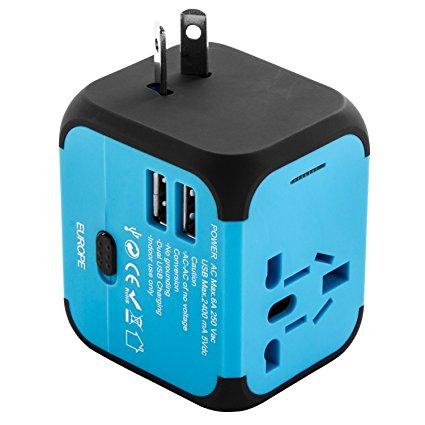 Adaptador eléctrico universal