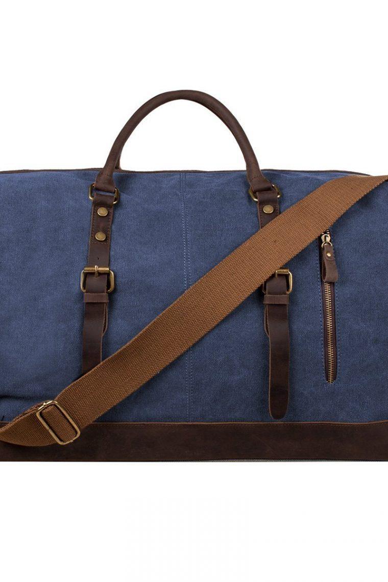 Bolso de viaje S-ZONE color azul