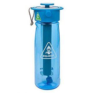 Botella de agua de alta presión LUNATEC
