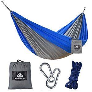 Hamaca para camping NatureFun