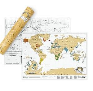 Mapa para rascar