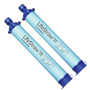 Purificador de agua LifeStraw