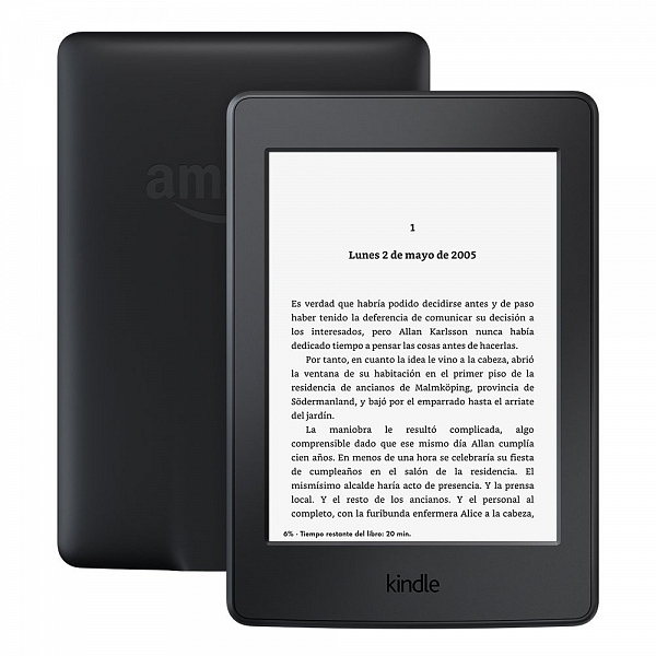 E-reader Kindle 6'' Amazon