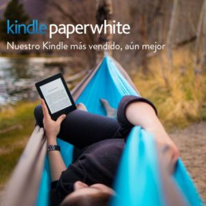 Kindle Paperwhite Pantalla de Alta Resolución