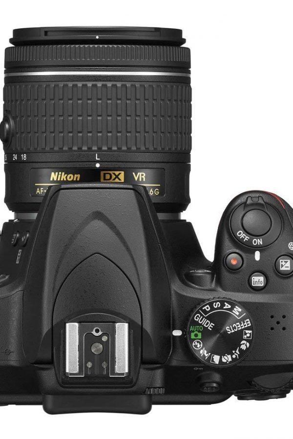 Cámara reflex Nikon D3400