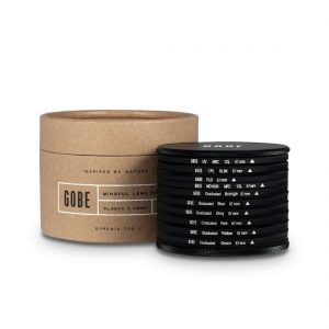 Kit de filtros de fotografía Gobe