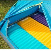 Esterilla hinchable para acampada iBasingo