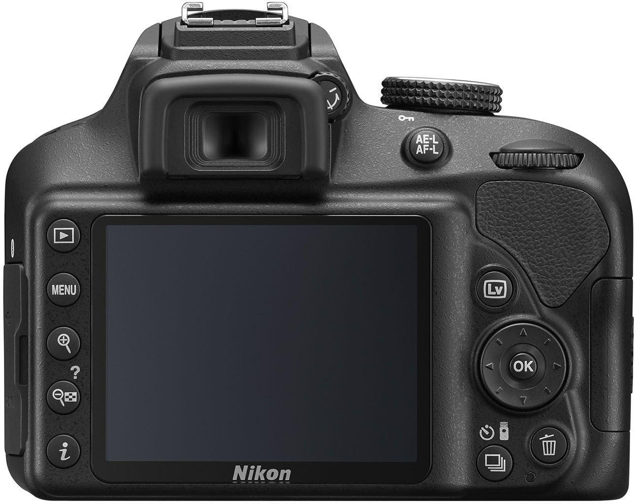 d8b6a63c8646 Cámara reflex Nikon D3400 | La Tienda del Viajero