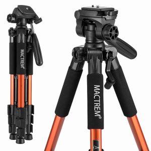 Trípode para cámara reflex Mactrem