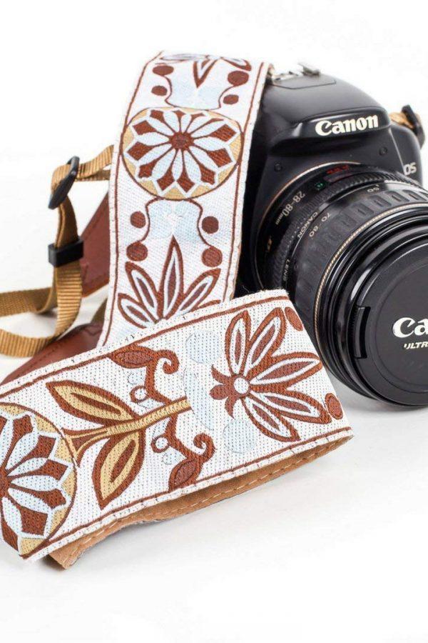 Correa para cámara vintage