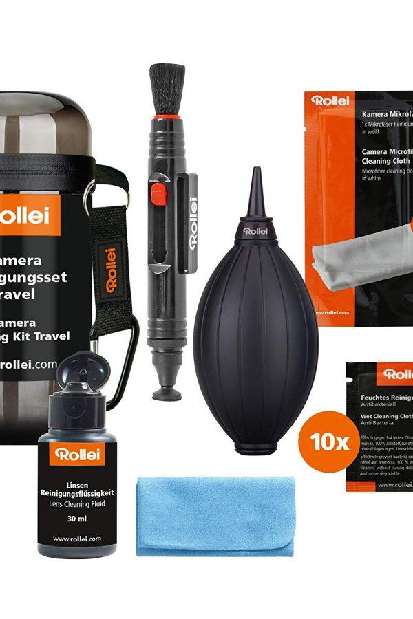 Kit de limpieza para cámaras Rollei