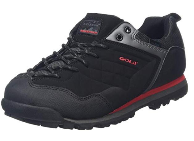 Zapatillas de senderismo para hombre Gola