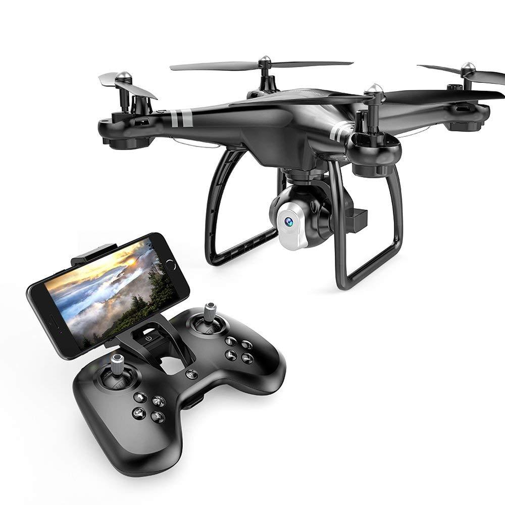 Dron con cámara wifi Goolsky