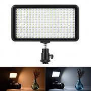 Panel de luz LED Andoer