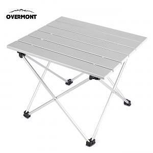 Mesa plegable Overmont