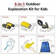 Kit de exploración para niños