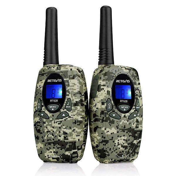 Walkie Talkies para niños Retevis