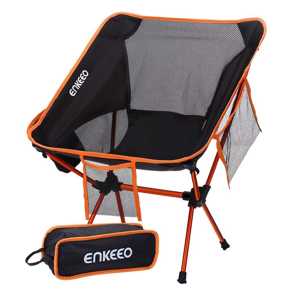 Silla de camping plegable Enkeeo