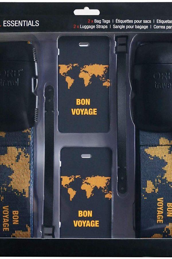 Kit de correas para equipaje ORB Travel