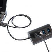 Hub de 4 puertos USB