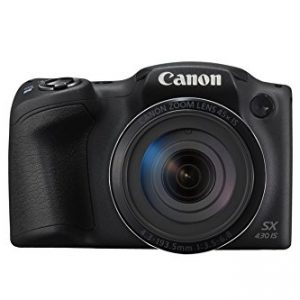 Cámara PowerShot SX430 IS