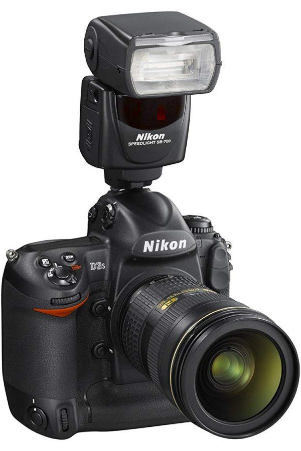 Flash para cámaras reflex Nikon