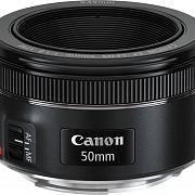 Objetivo Canon EF 50 mm, F/1.8 STM