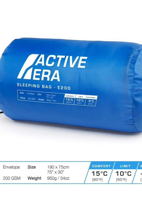Saco de dormir ligero Active Era