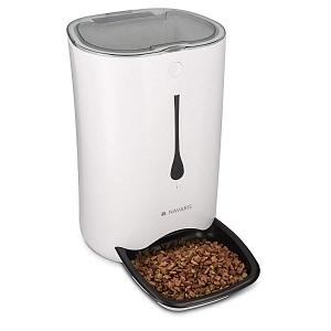 Dispensador automático de comida para mascotas Navaris